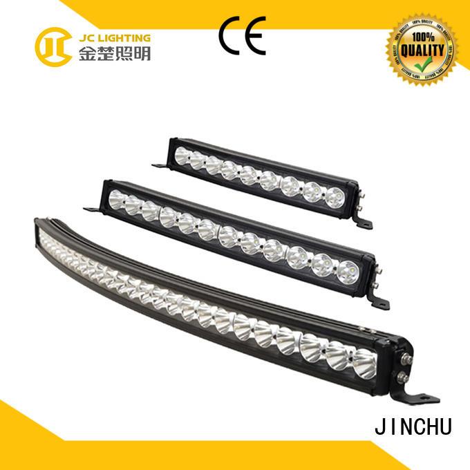 JINCHU Brand 270w tank jeep led light bar special supplier
