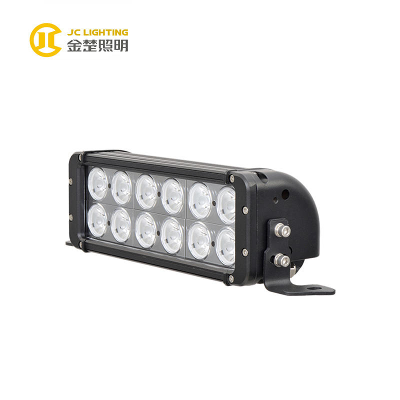 JC10218D-120W Cree Spot Flood Combo 120W Dual Row Offroad LED Light Bar
