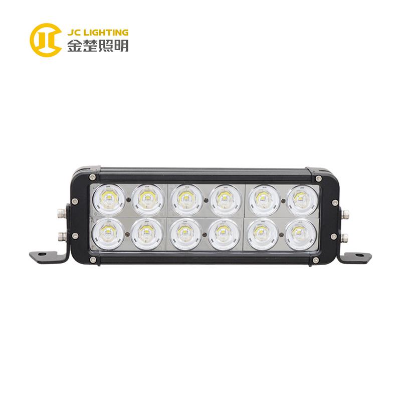 JINCHU JC10218D-120W Cree Spot Flood Combo 120W Dual Row Offroad LED Light Bar LED Light Bar image133
