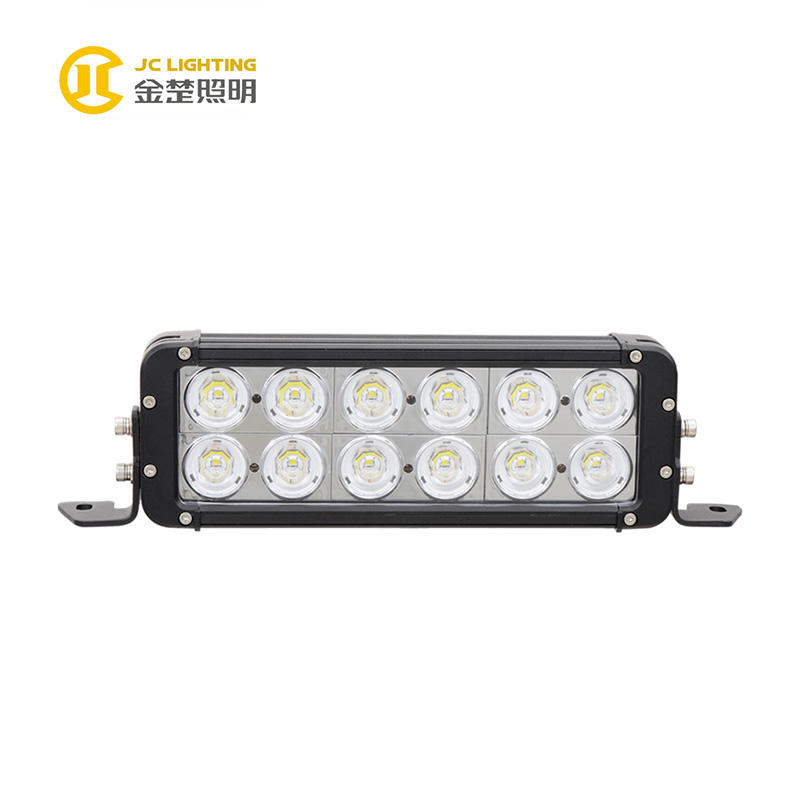 JC10218D-120W Cree Spot Flood Combo 120W Dual Row Offroad LED Light Bar