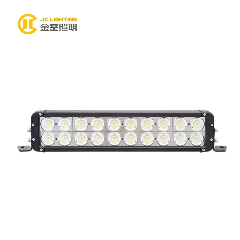 JC10218D-200W Wholesale straight Double Row 17 Inch 200W Cree LED Light Bar