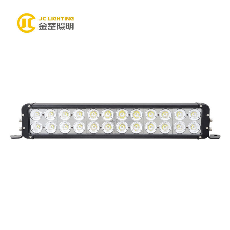 JC10218D-240W Wholesale LED Light Bar Offroad Light Truck 4x4 Crane Forklift