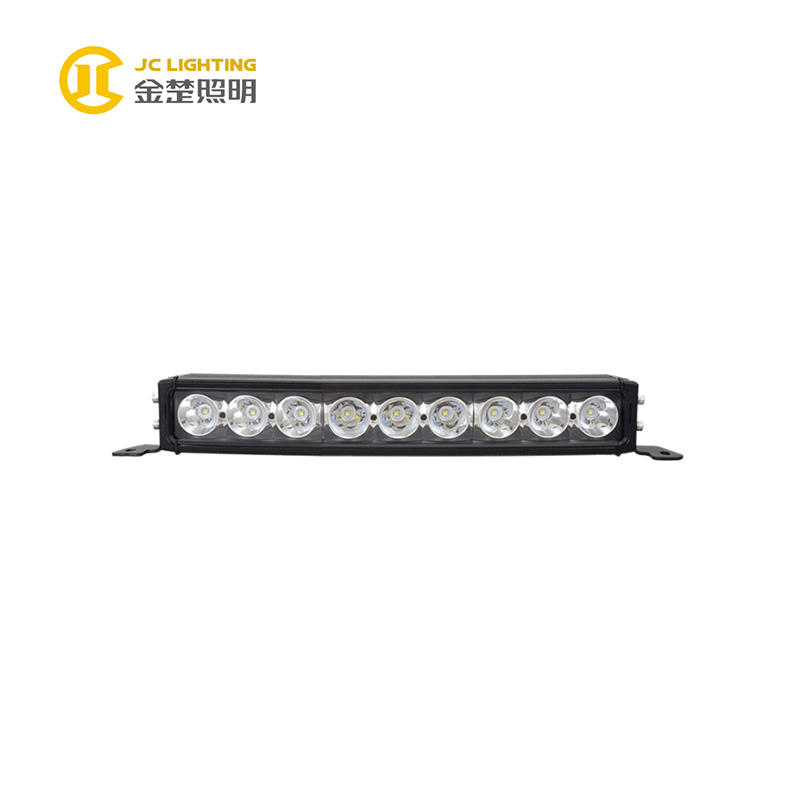 JC10418B-90W 18inch 90W Curved LED Light Bar 7740 LM for Off-road 4x4 Vehicle UTV SUV
