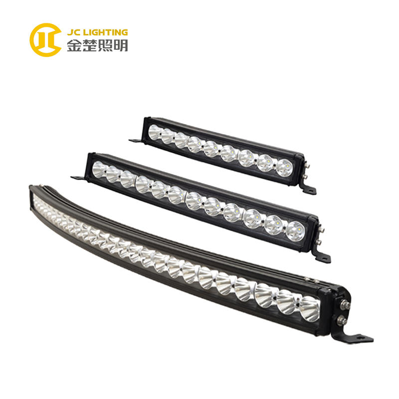 JC10418B-90W 120W 270W New Released Curved LED Light Bar for Trucks ATV UTV