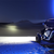 Offroad LED Lights on Snowmobile