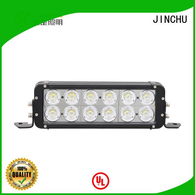JINCHU Brand 4wd spotlight 20inch snowmobile led bar