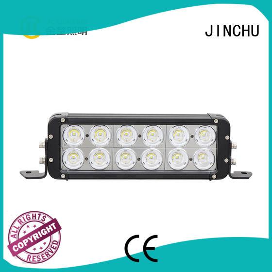 snowmobile train 20w jeep led light bar JINCHU