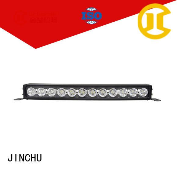 jeep led light bar 17inch 144w 120w JINCHU Brand company
