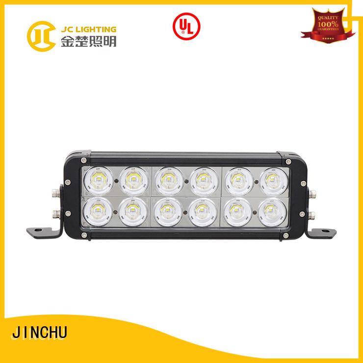 jeep led light bar OptionalBeam Size led bar JINCHU Brand