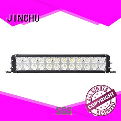 JINCHU jeep led light bar Watt Certificates ColorTemperature RawLumens