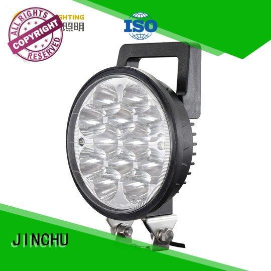 60w led driving lights JINCHU 4 inch round led driving lights
