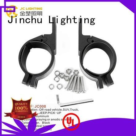 windshield curve jeep tj light bar bracket JINCHU