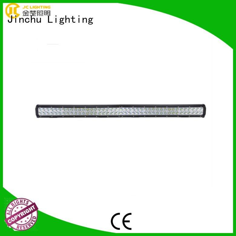 Custom row led bar combo jeep led light bar