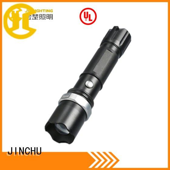 JINCHU Brand outdoor 350lm activities brightest led flashlight