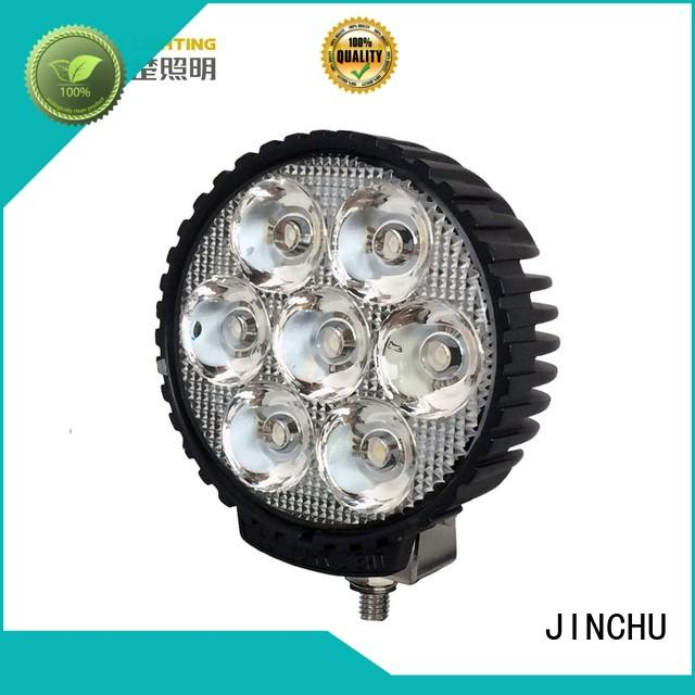 JINCHU led work lamp manufacturer for fire engine