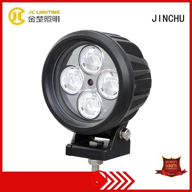 popular power JINCHU Brand 4 inch round led driving lights