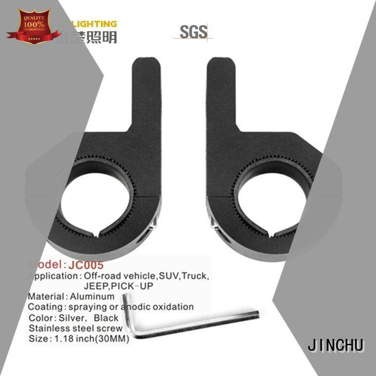 Quality jeep tj light bar bracket JINCHU Brand jeep jeep light bar brackets