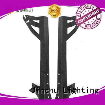 JINCHU 52 inch curved light bar brackets manufacturer for cars
