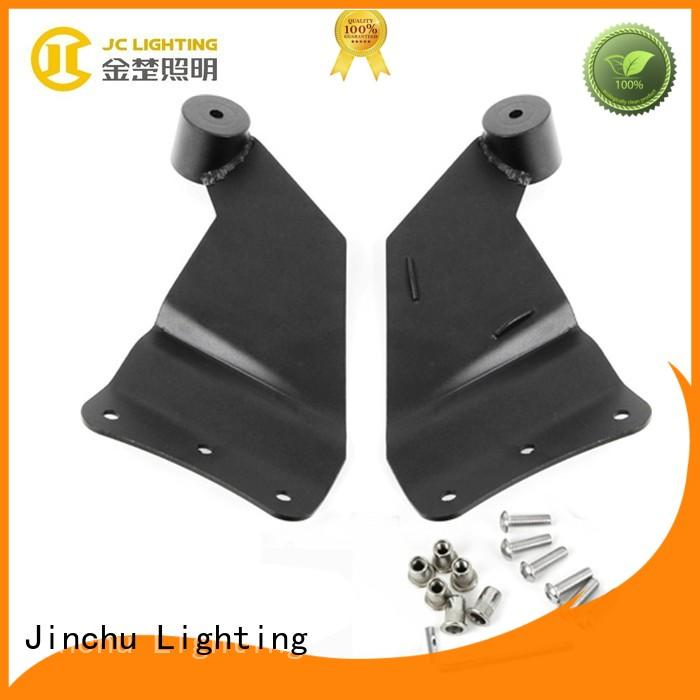 JINCHU hot sale jeep wrangler light bar brackets series for Off-road vehicle