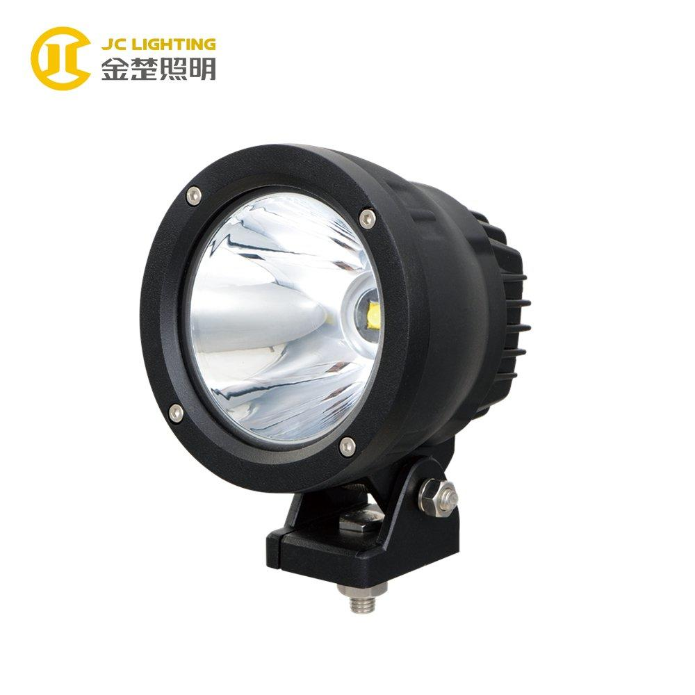 JC2501A-25W 4.5inches High Lumens LED Cannon Work Driving Light for Jeep Wrangler