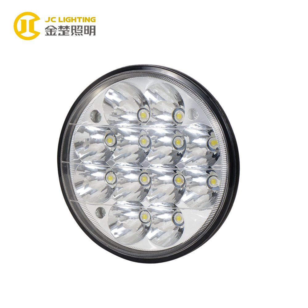 JINCHU JC0314-36W Popular Round 12 PCS 36W Motorcycle LED Driving Lights for Truck Jeep Auto Accessories LED Driving Light image121