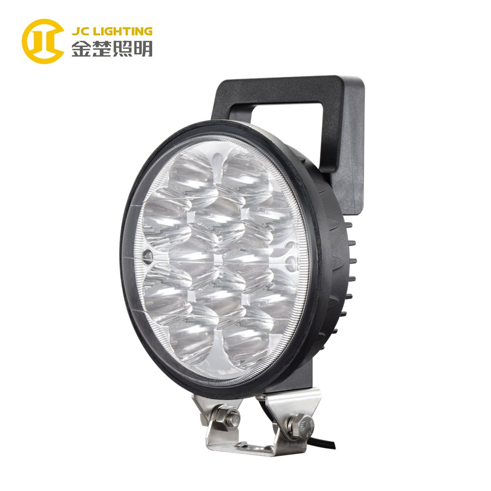 JINCHU JC0314A-36W Popular Round Motorcycle LED Driving Lights for Road Roller, Bulldozer, Forklift, Crane LED Driving Light image120