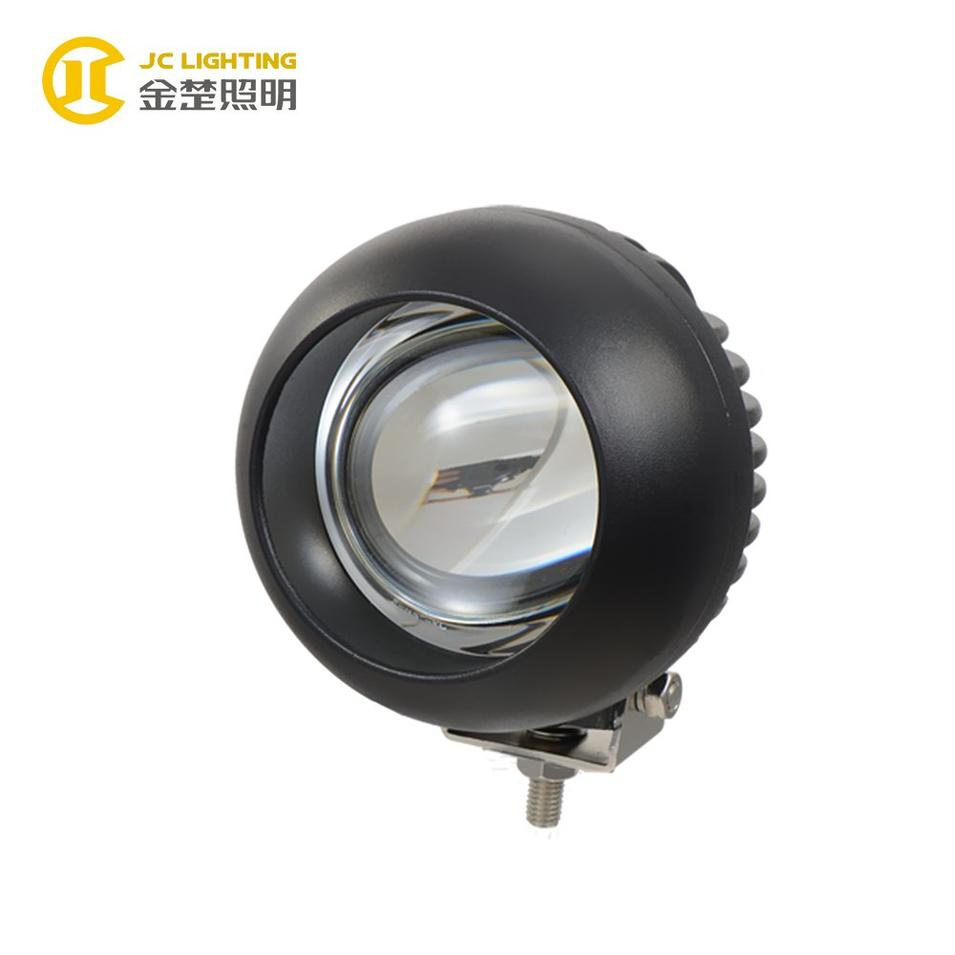 JC2501-25W Wholesale High Brightness Cree Round 25W LED Work Lights for SUV ATV UTV