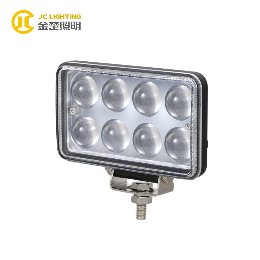 JINCHU JC0306D-24W Favorable Style International IP68 24W Volvo Truck Headlight LED Driving Light LED Driving Light image117
