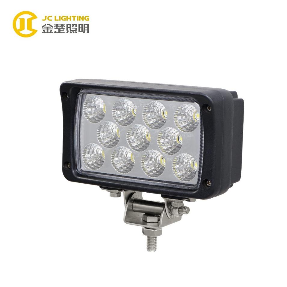 JC0308-33W Hot Flood Beam Automotive Waterproof 33W LED Working Light for All Cars