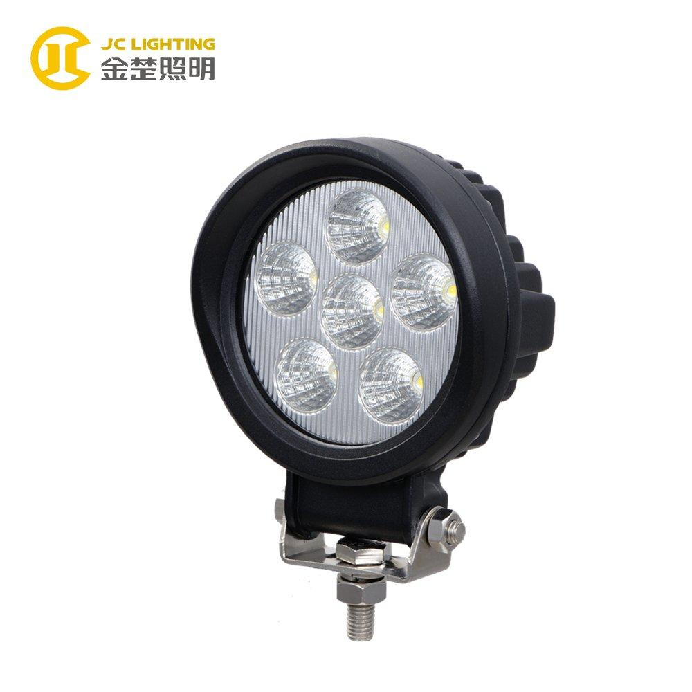 JC0304-18W LED Work Light 4X4 Car Accessories LED Light 24V for Trucks