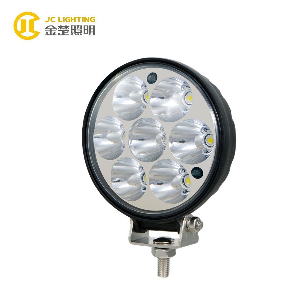 JINCHU JC0305-21W Car LED Spot Light 12V IP68 Waterproof Light for Special Vehicles LED Work Light image102
