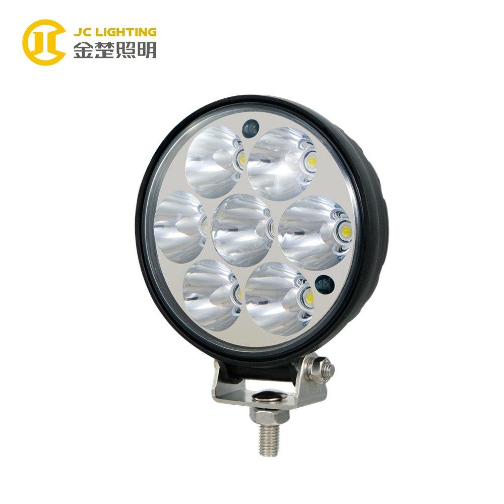 JC0305-21W Car LED Spot Light 12V IP68 Waterproof Light for Special Vehicles