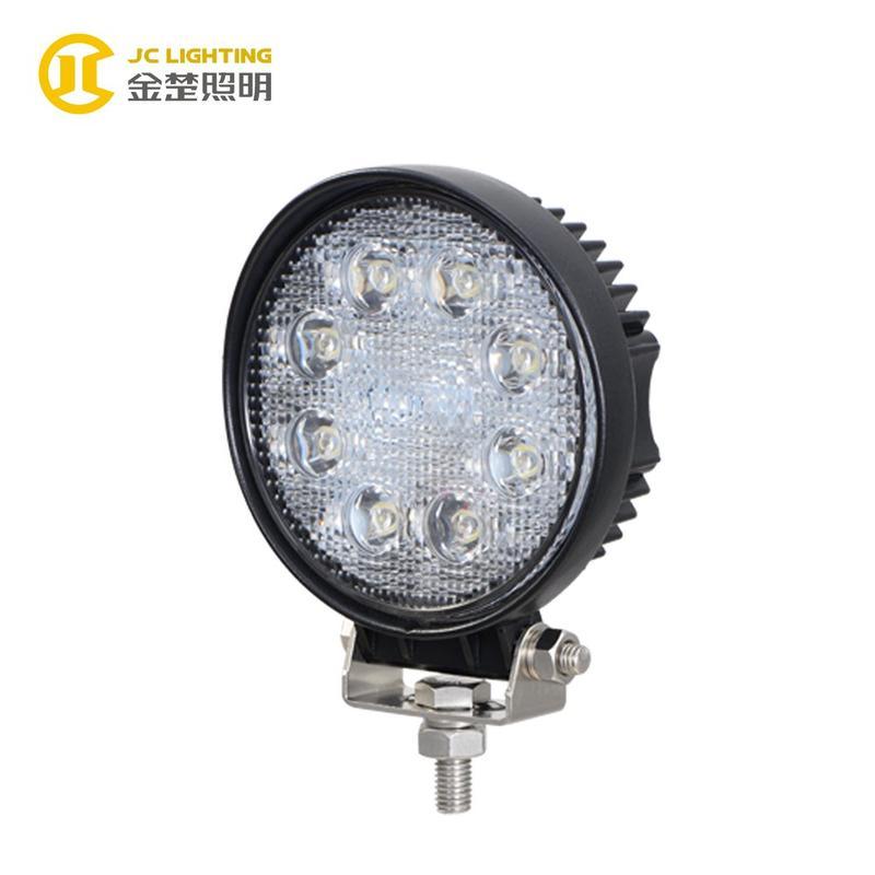JC0306-24W LED Work Light High Quality 24V LED Machine Work Light for Communicate Vehicle