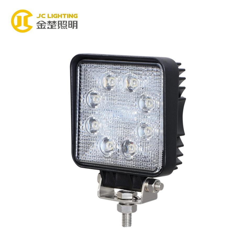 JC0306A-24W Marine Search Light Factory Offer 12V LED Work Light for Mining Truck