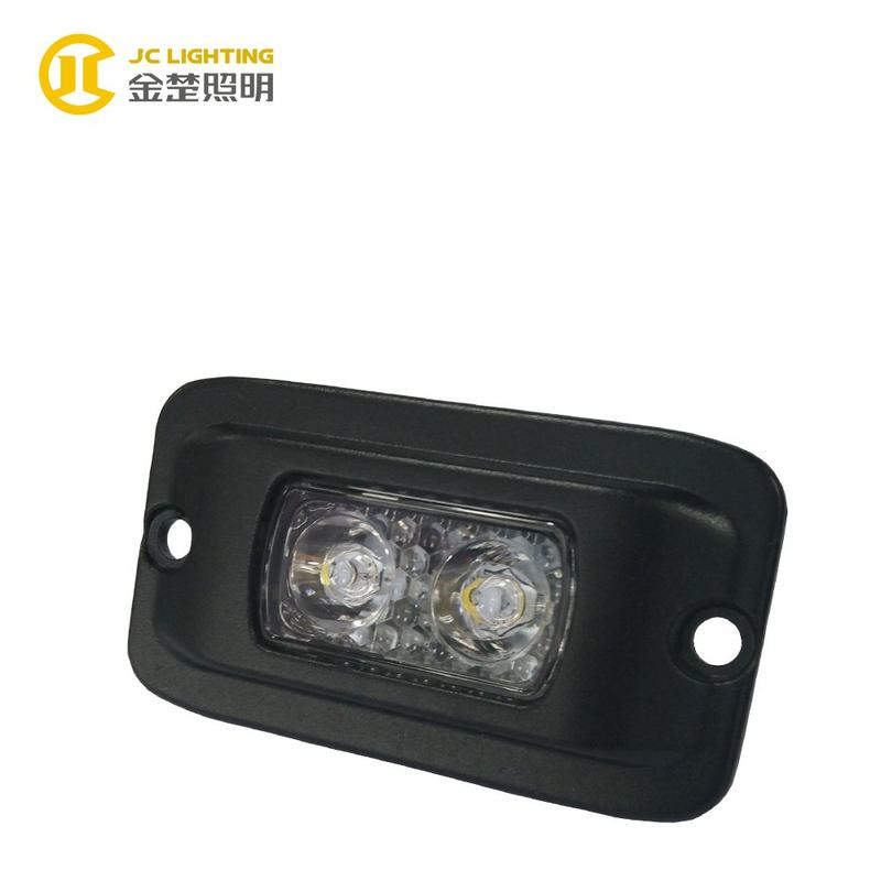 JC0502A-10W High quality 12V led work light with CE RoHS IP68 Certificated