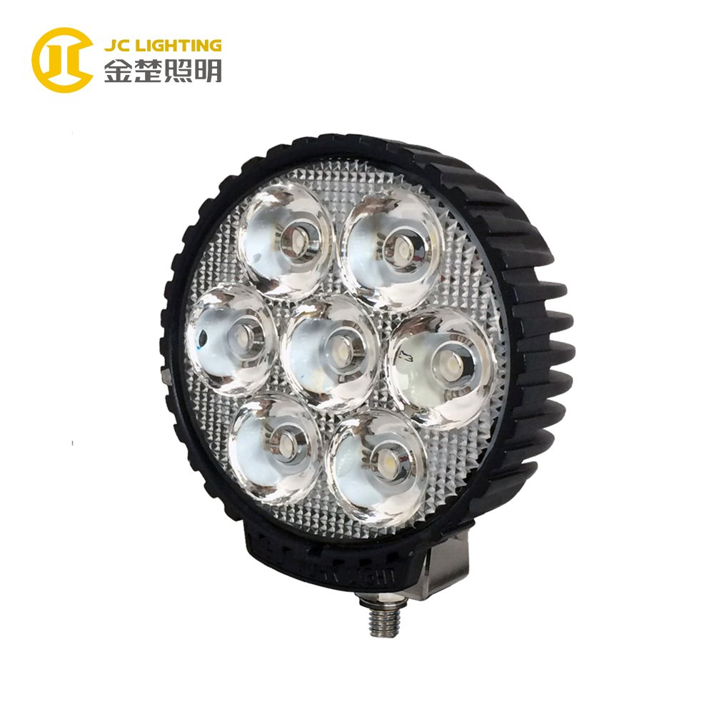 JINCHU JC0507A-35W High Performance Auto Lamp Cree Chip Motorcycle Round Headlight LED Work Light image90