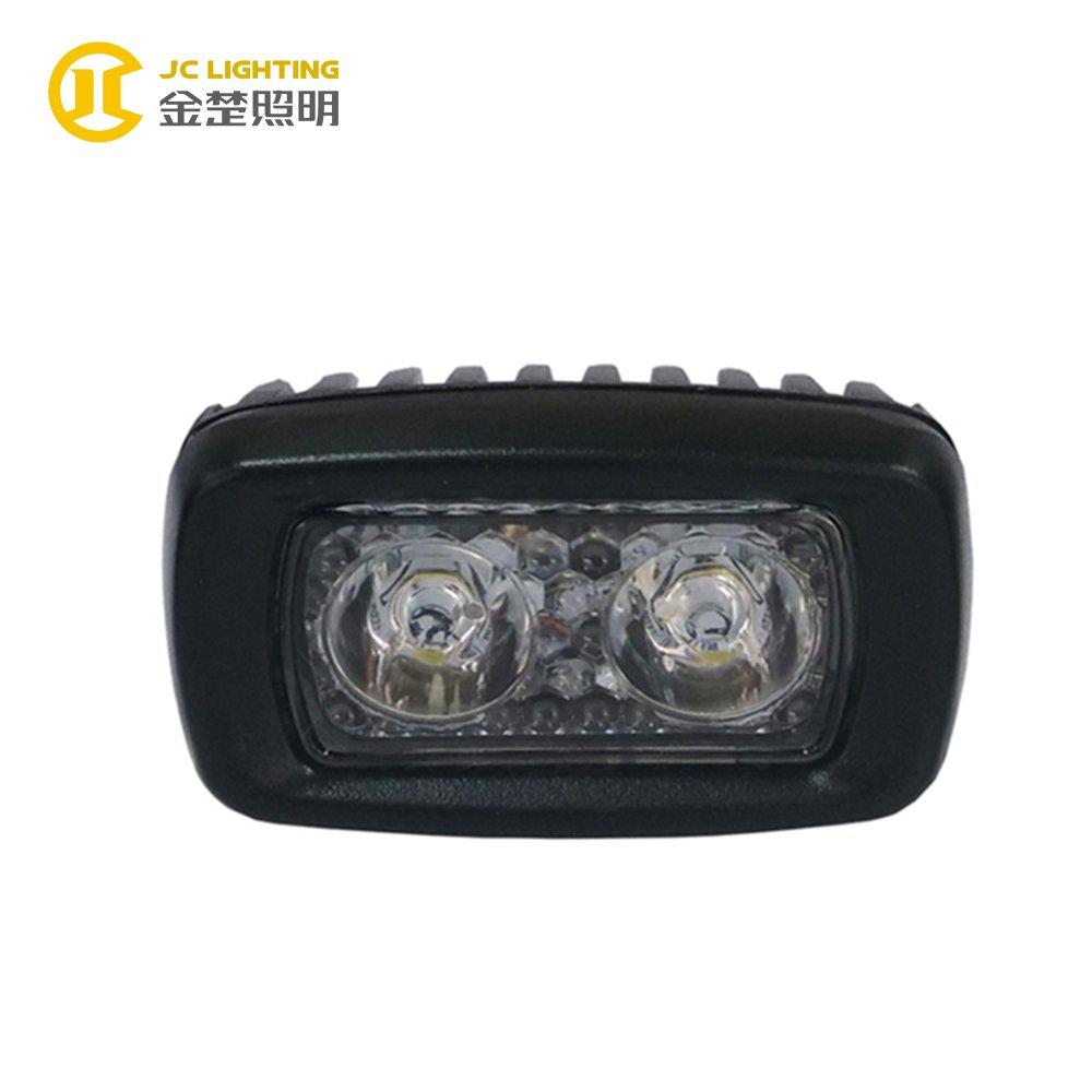JC0502-10W Newest Cree LED Chip 10W led work light for off-road vehicle