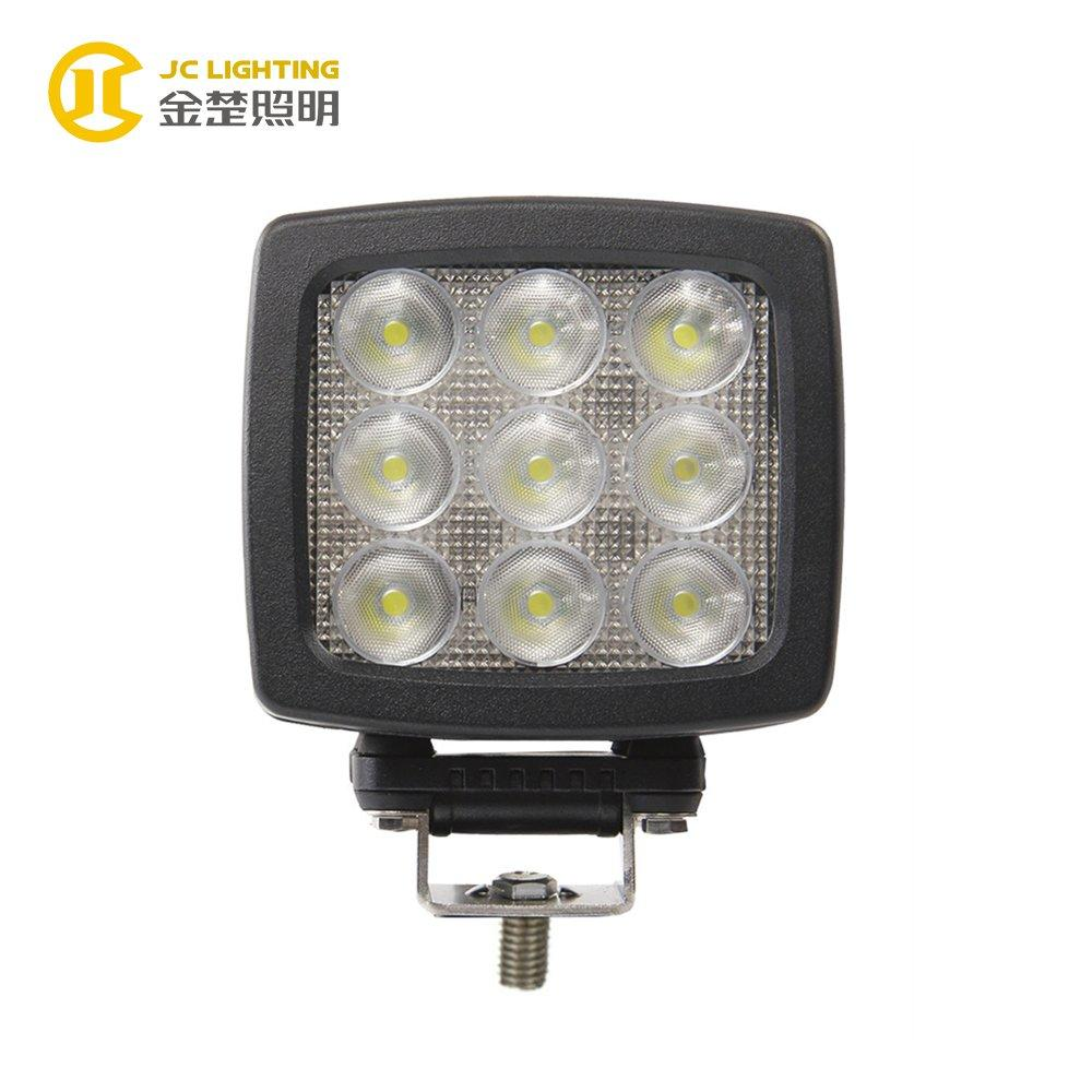 JC1009-90W LED Tractor Working Light Waterproof 90W LED Work Light for Jeep