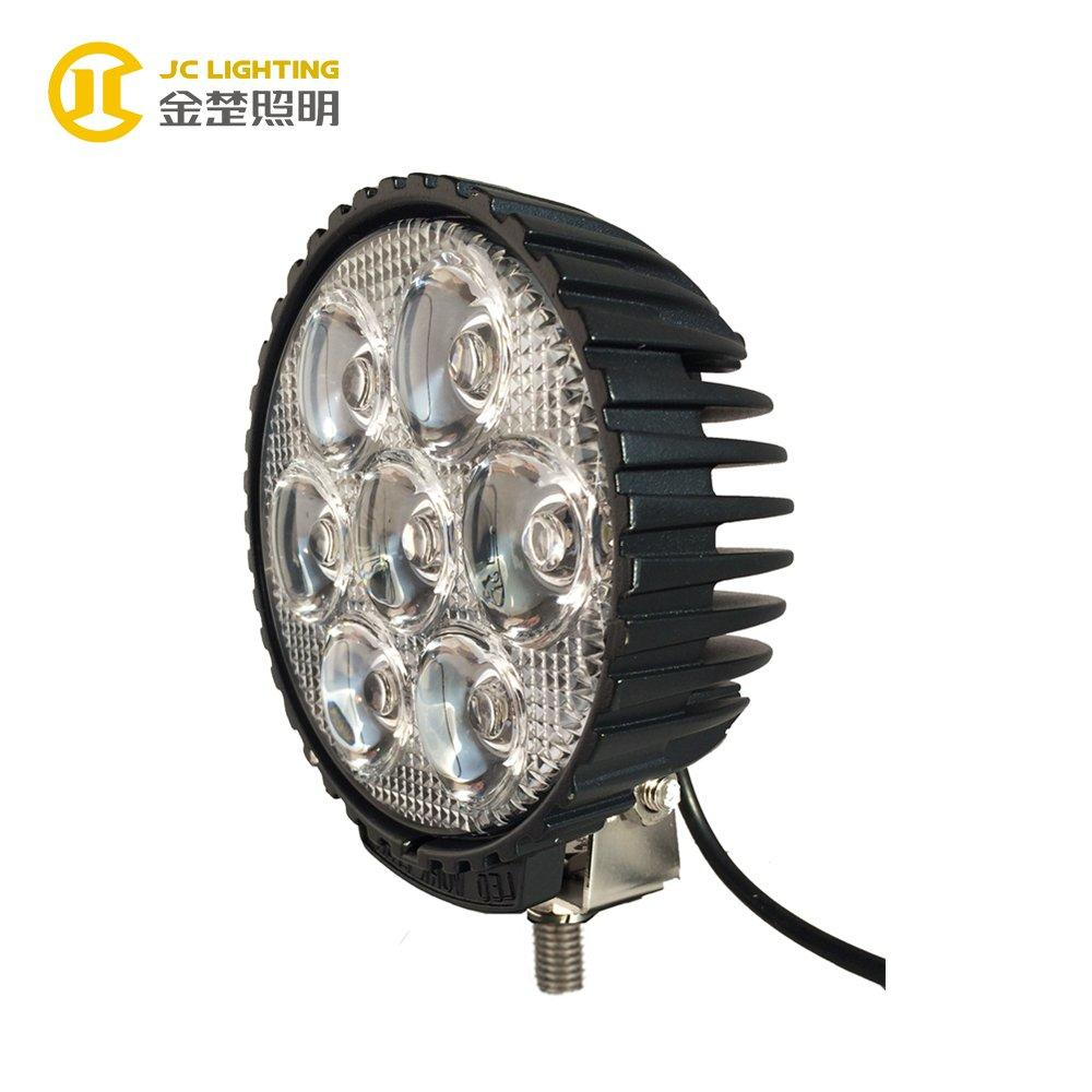 JC0507A-35W High Performance Auto Lamp Cree Chip Motorcycle Round Headlight