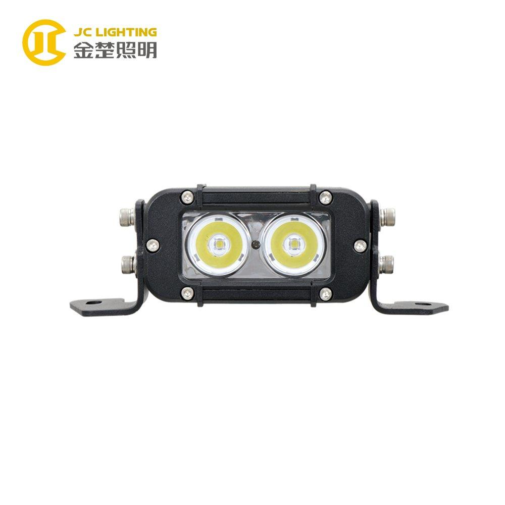 JC10118S-20W 5 Inch Cree Chip Single Row 20W LED Light Bar for All Car