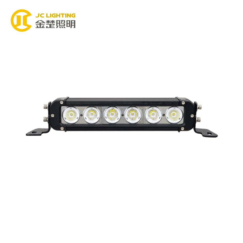 JINCHU JC10118S-60W Wholesale High Lumens Cree Chip 60W LED Light Bar for Truck LED Light Bar image79