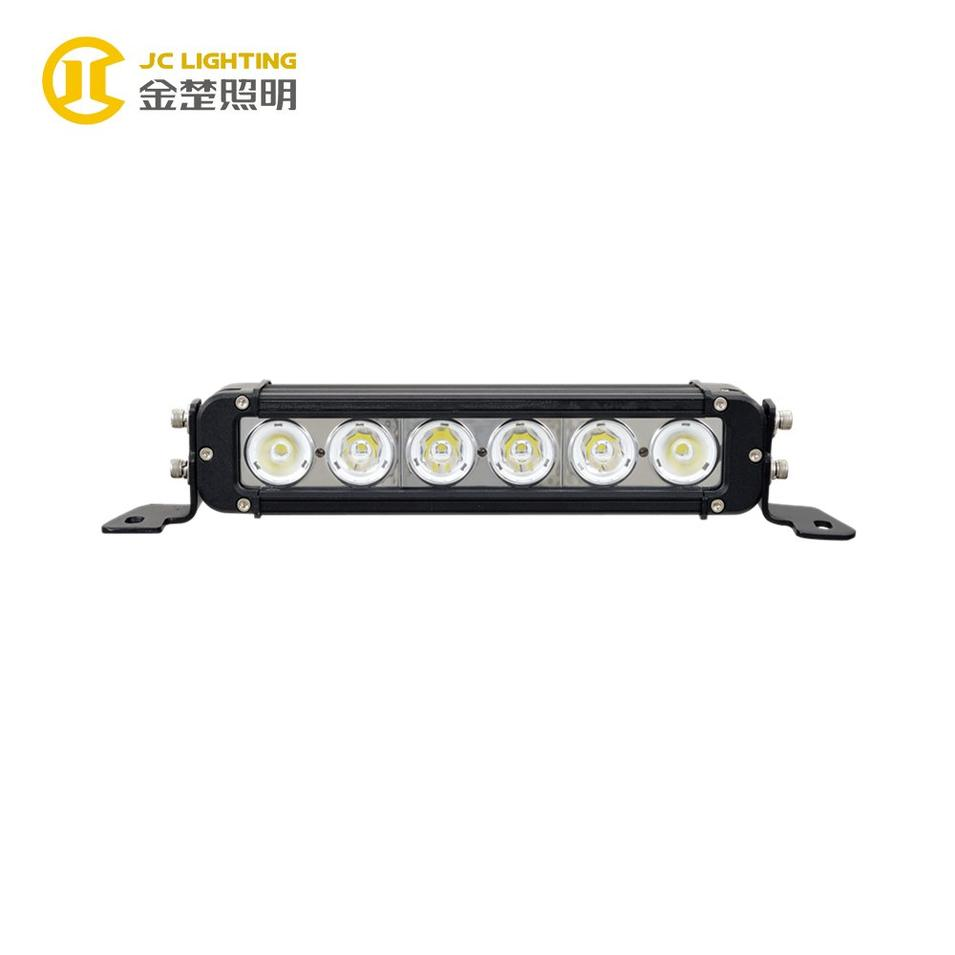 JC10118S-60W Wholesale High Lumens Cree Chip 60W LED Light Bar for Truck