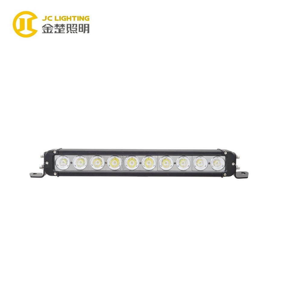 JC10118S-100W Super Bright Cree 17inch High Quality 100W LED Light Bar