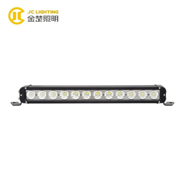 JC10118S-120W 21 Inch Cree Chip 120W LED Light Bar for Truck Jeep Road Roller
