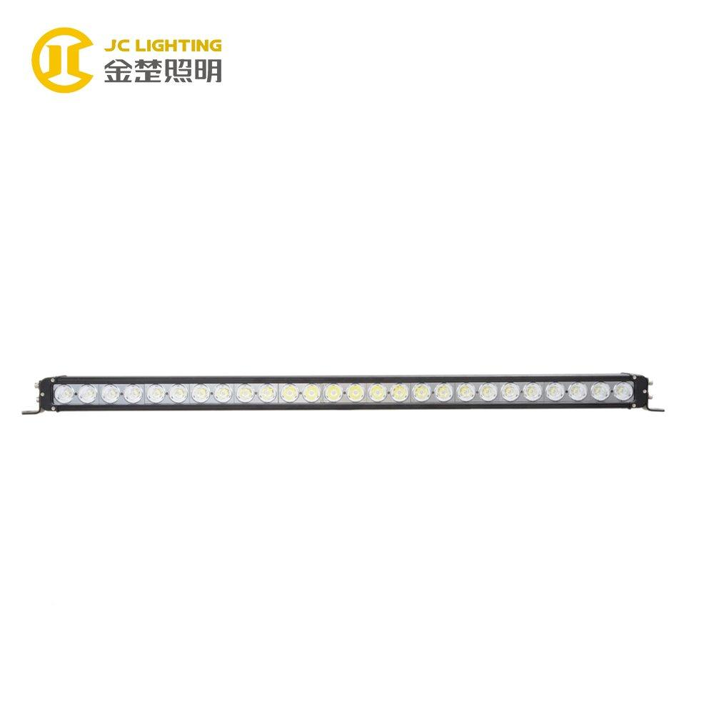 JC10118S-260W High Power Cree LED Auxiliary Light Bar for Truck Jeep Rescue Vehicle