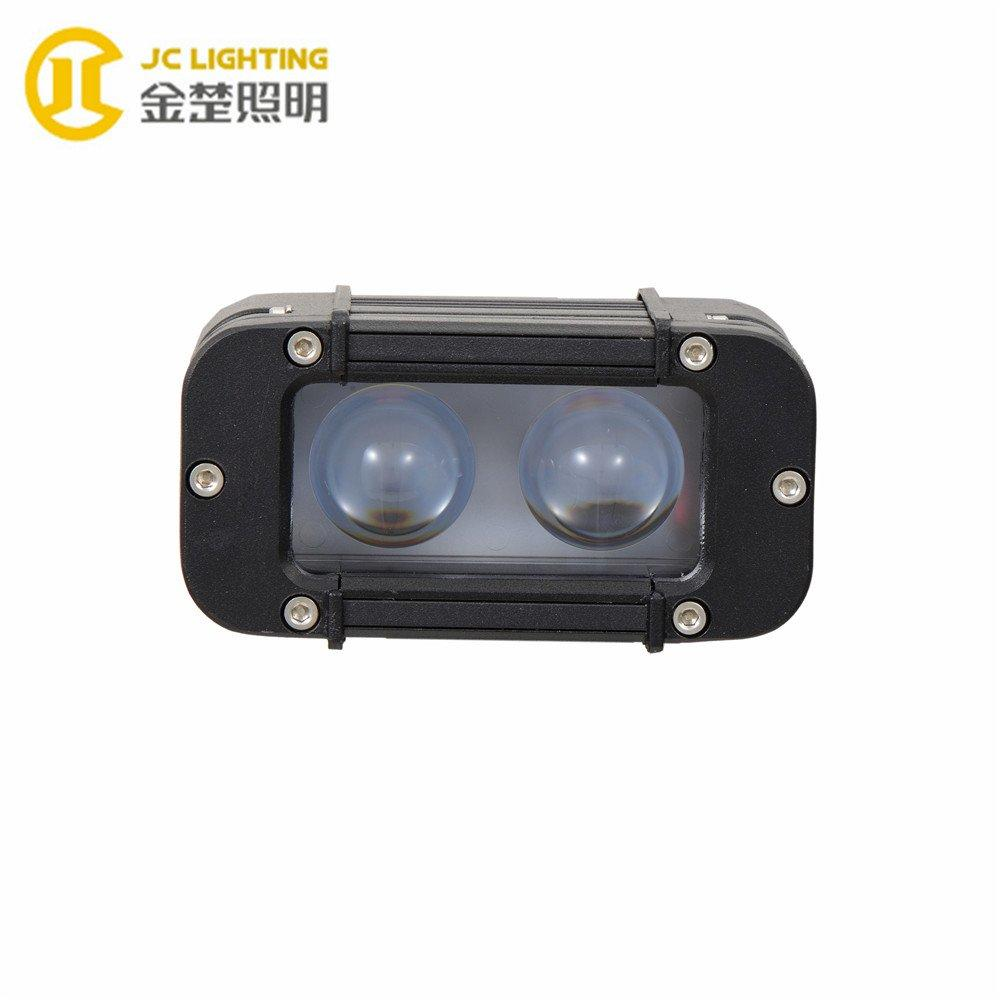 JC10118A-20W 5 Inch Cree LED 12V Spotlight Car 20W Projector Light Bars for 4x4 Offroad