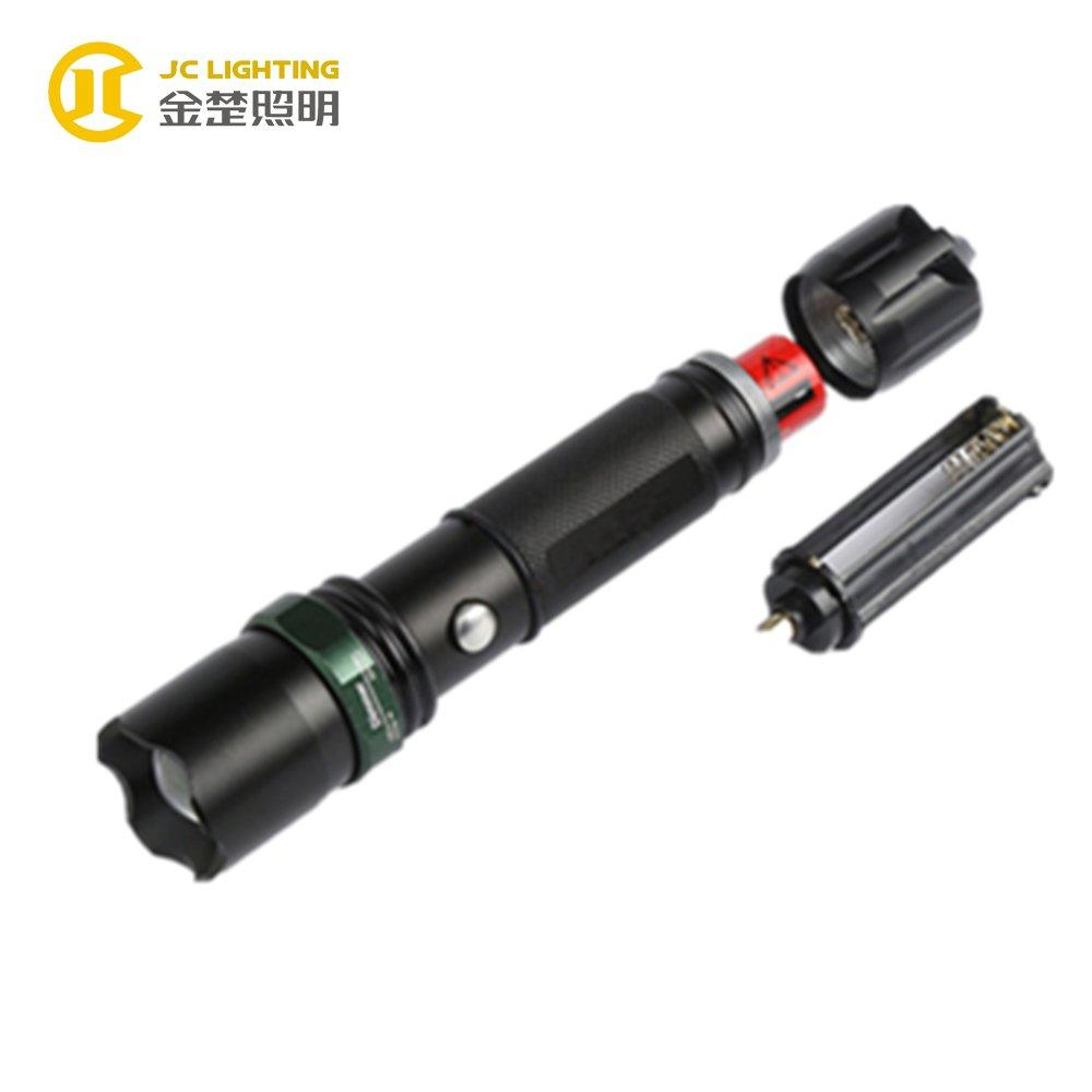 JC0302-3W High Brightness LED Flashlight 3w With High Waterproof For Daily Life