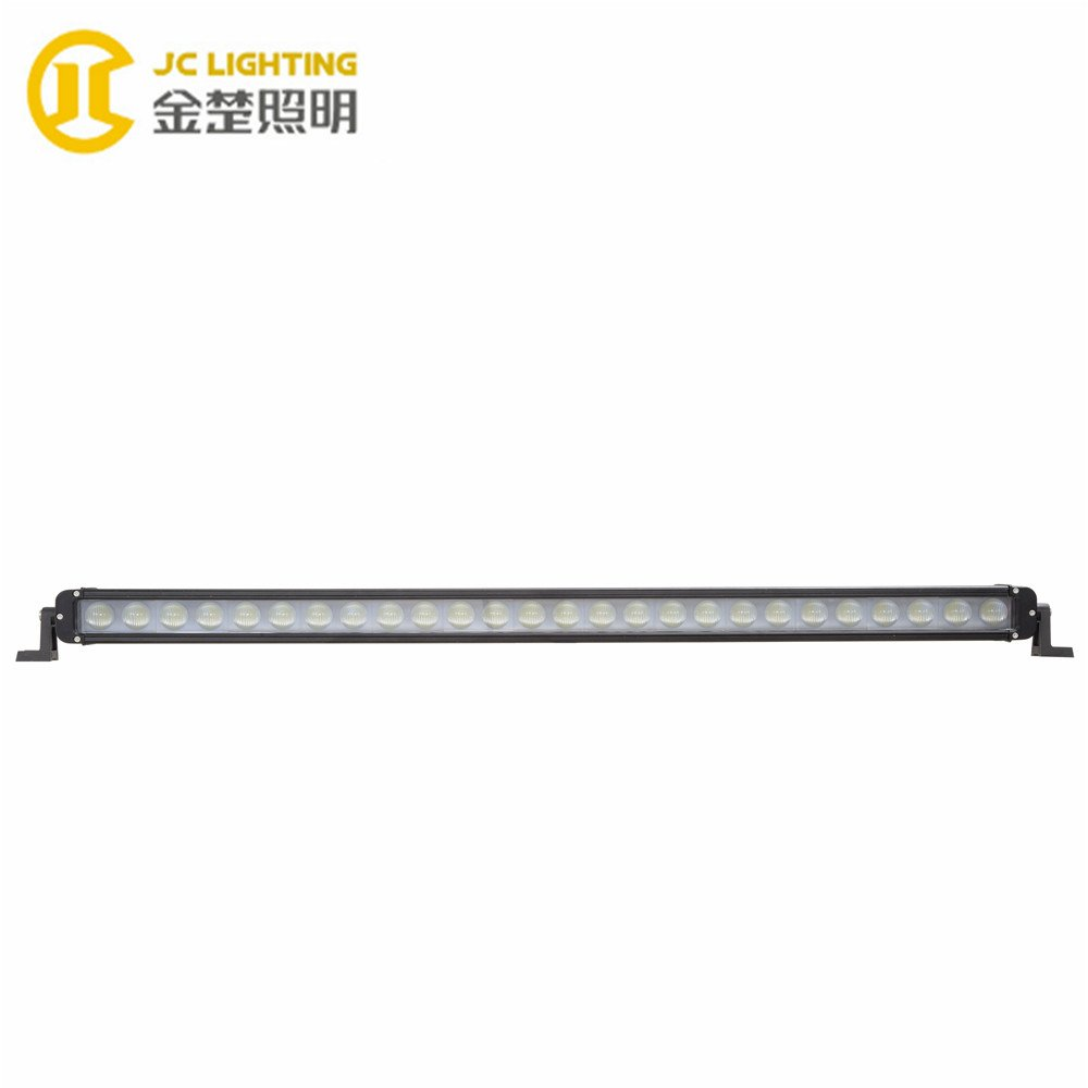 JINCHU JC10118A-260W 42 Inch Projector LED Driving Light Bars for Cars Special Vehicles LED Light Bar image65
