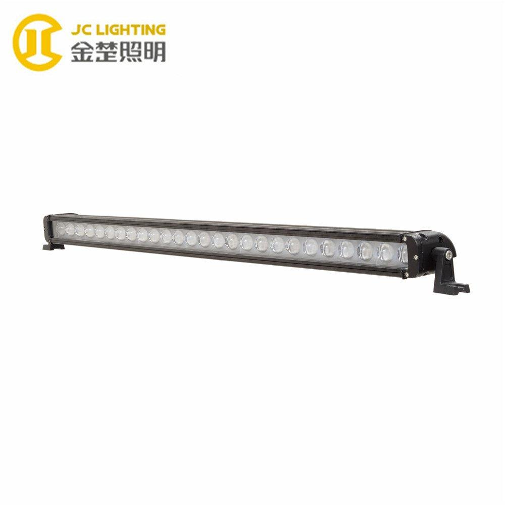 JC10118A-260W 42 Inch Projector LED Driving Light Bars for Cars Special Vehicles