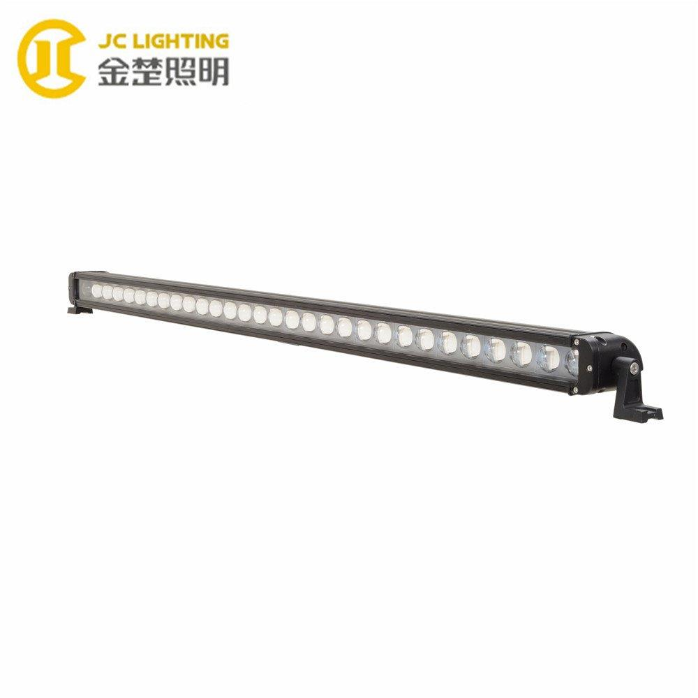 JC10118A-300W 49 Inch Cree Most Powerful LED Light Bar for Tractors Mining Truck